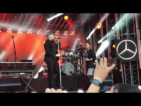 Linkin Park - In The End LIVE @Jimmy Kimmel Live