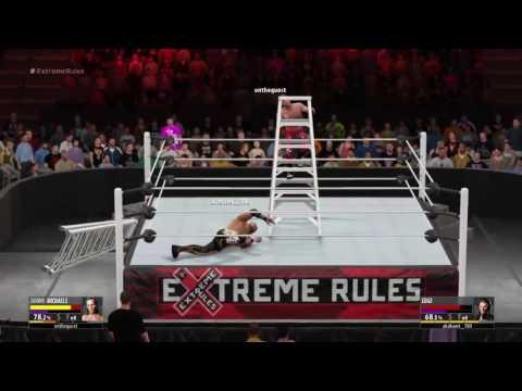 WWE funny moments ft kinghawk23