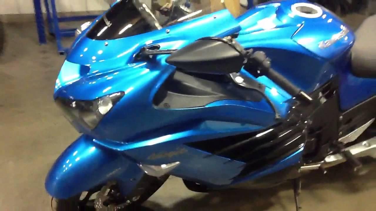 2013 Kawasaki Zx14r Youtube