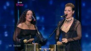 Israel - Eurovision Song Contest 2009 Semi Final 1 - BBC Three