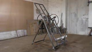 Самодельный инверсионный стол
