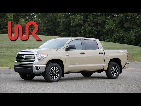 2017 Toyota Tundra SR5 4x4 TRD Off Road - Walkaround & POV Test Drive (Binaural Audio)