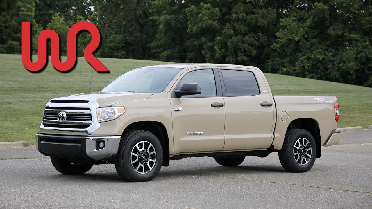 2017 toyota tundra sr5 4x4 trd off road walkaround pov test drive binaural audio youtube. Black Bedroom Furniture Sets. Home Design Ideas