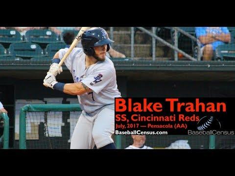 Blake Trahan, SS, Cincinnati Reds