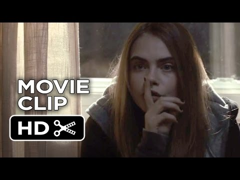 Paper Towns CLIP - I Need to Borrow Your Car (2015) - John Green Romance Movie HD