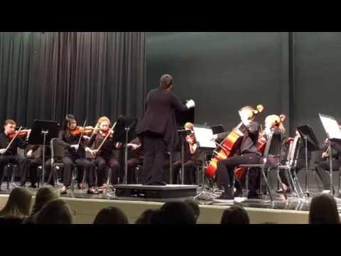 Olentangy Liberty Middle School Spring concert DNA song