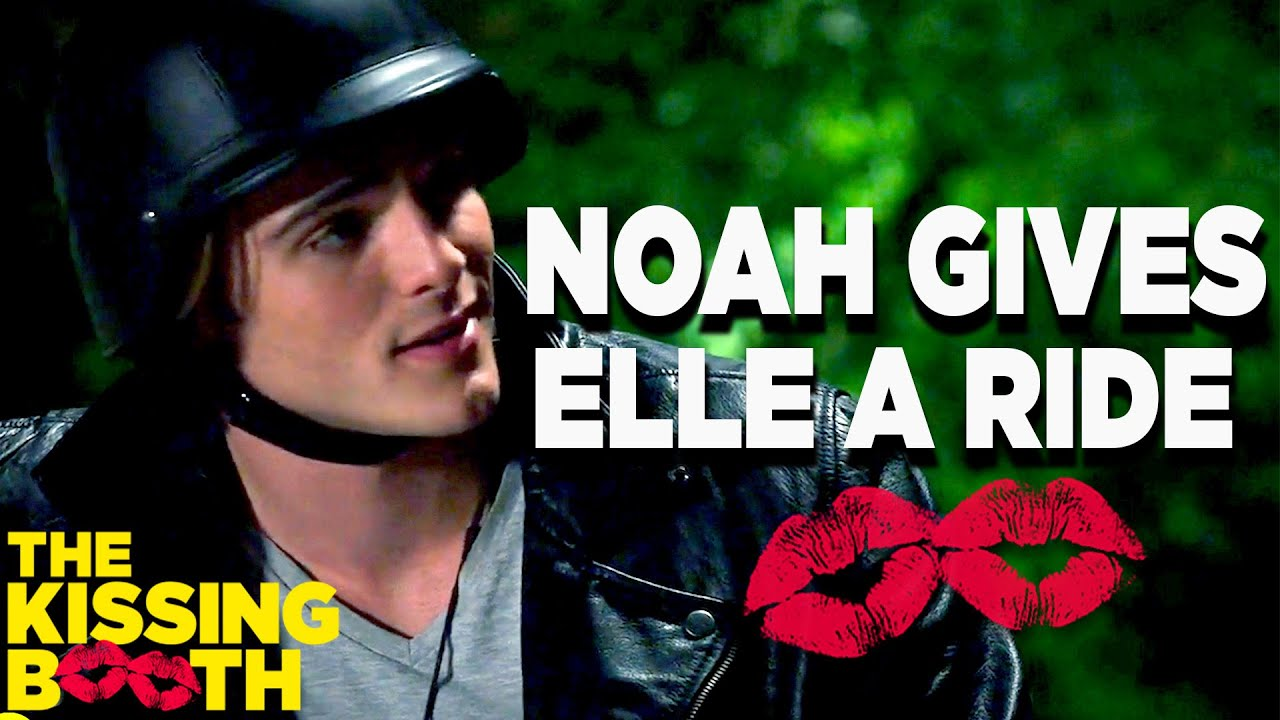 Download Noah Gives Elle A Ride | The Kissing Booth
