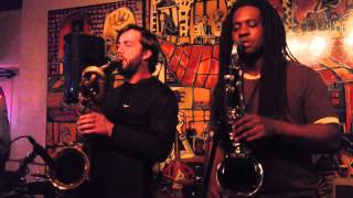 "Funkanites - ""Green Tree, Yellow Sky"" (The Funk Ark)"