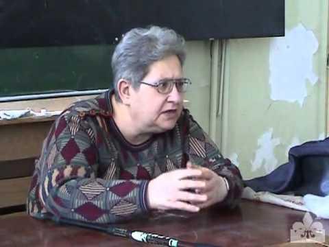 Агранович Софья Залмановна  Лекция для психологов о сказке  Часть 1