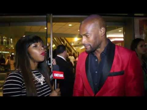 Tyson Beckford Shares the Sexiest Thing About Women at the 'Addicted' Premiere