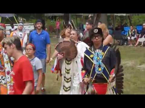 Pow Wow, First Nation, Spot Dance, Hagersville, Rootz Reggae Radio