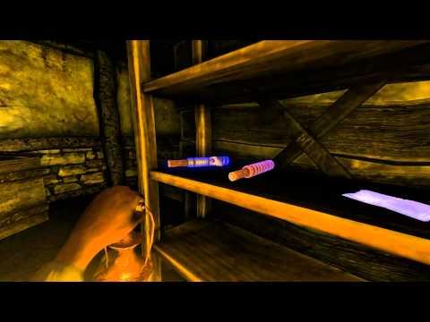 Amnesia The Dark Descent Gameplay : Machine Parts