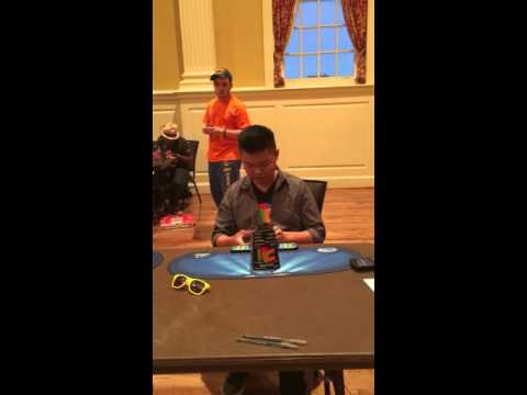 6.69 One Handed Single | Andy Huang|