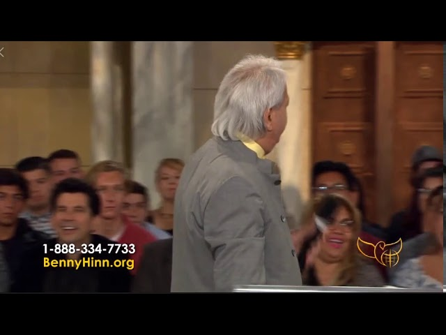 Christian televangelist Benny Hinn now rejects prosperity
