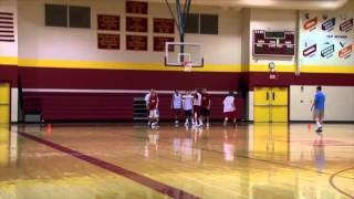 Video Basketball 1v1 Finishing Drill From The Corner - Improve Your Ability To Make Lay Ups download MP3, 3GP, MP4, WEBM, AVI, FLV Juni 2018