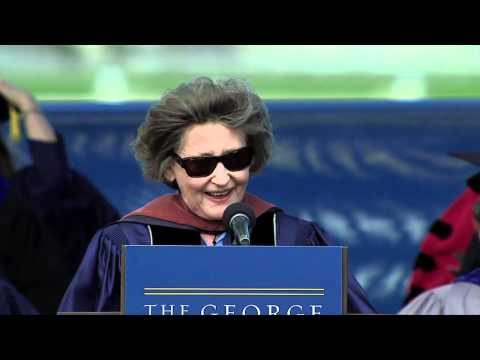 GW Commencement 2012: Clarice Smith