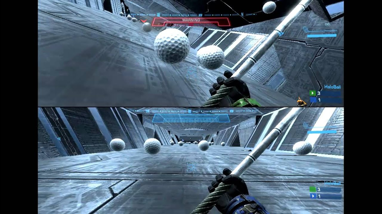 Halo reach avalanche