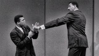 Muhammad Ali, the Only Man who Scared Wilt Chamberlain