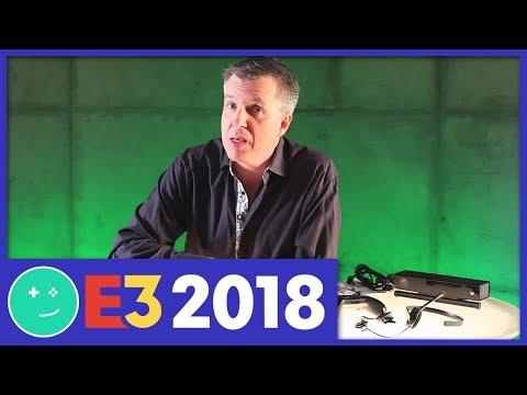 Greg Miller Meets Major Nelson - Gamespot Stage E3 2018