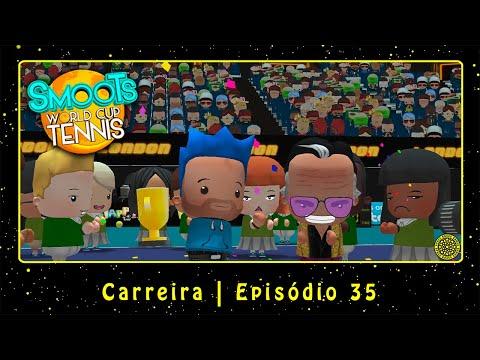 Smoots World Cup Tennis (PC) Carreira | Episódio 35 |