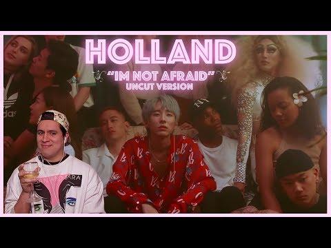 Reaction to HOLLAND - I'm Not Afraid M/V