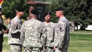 1st Battalion, 5th Infantry Regiment Change of Command Ceremon…