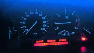 завожу зимой BMW 525d (e39 m57)(, 2012-02-02T14:12:00.000Z)