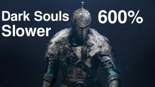 Repeat youtube video Dark Souls - Gwyn, Lord of Cinder 600% Slower