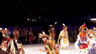 GATHERING OF NATIONS POW WOW 2019 ; Men's Grass Dance