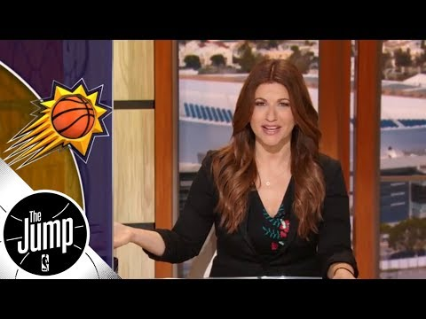 Rachel Nichols: In Deandre Ayton vs. Luka Doncic, Suns face tough choice at No. 1  The Jump  ESPN
