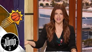 Rachel Nichols: In Deandre Ayton vs. Luka Doncic, Suns face tough choice at No. 1 | The Jump | ESPN