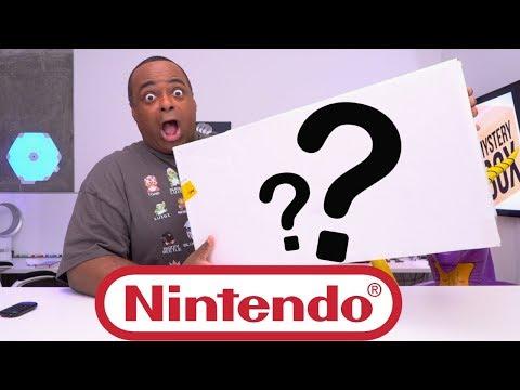 NINTENDO MYSTERY BOX! [August 2018]