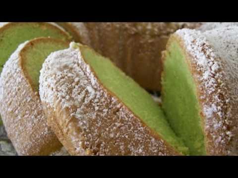 Recipe: Pistachio Cake