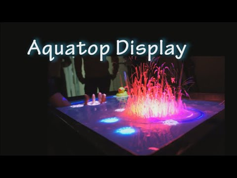 AquaTop makes bath time fun … and computer friendly