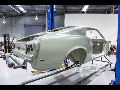 Download Youtube: SIDCHROME 1969 MACH-1 MUSTANG - PART-2