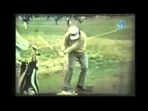 Lee Trevino - Golf Swing Compilation - Regular Speed