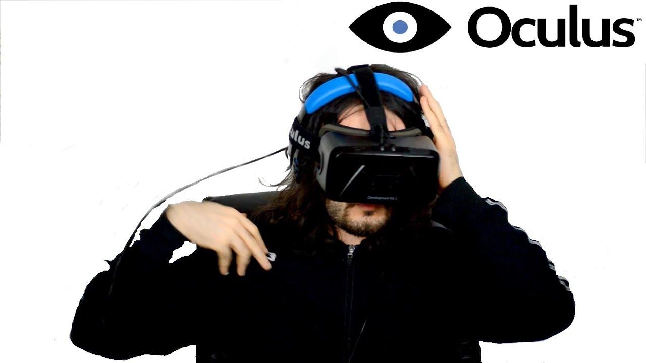 Illusion Oculus Rift