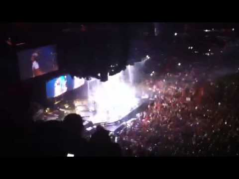 Bruno Mars - Treasure! LIVE Miami American Airlines Arena,