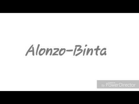 Alonzo-Binta {paroles/lyrics}