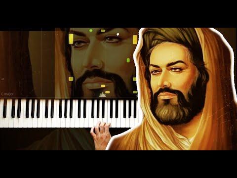 Mersiyye Yeli Kerbubela, Elemdari Huseyn - Piano By Vn