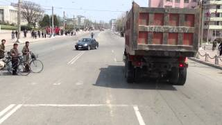 North Korea 2012 - Part I(Unique first person video footage of the North Korean countryside and capital. See how regular people go about their daily lives. Totally different footage than ..., 2012-05-11T15:28:46.000Z)