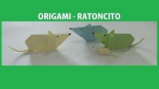 Origami - Ratoncitos