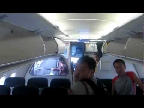 Tiger Airways passenger attacks