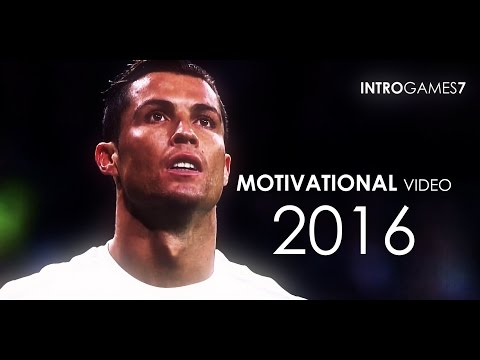 Cristiano Ronaldo – Motivational Video ● 2016 ᴴᴰ