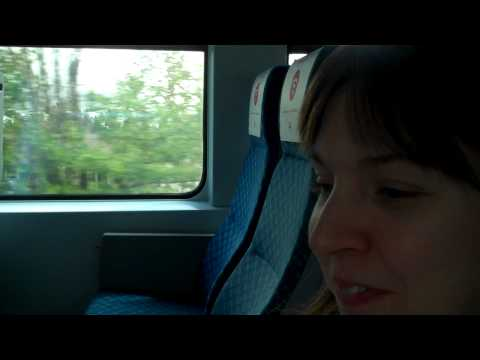 The train from Torp to Oslo S 1