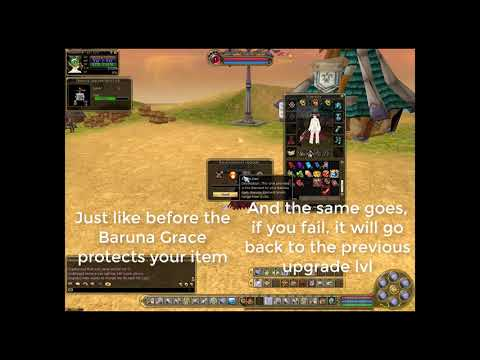 Baruna Upgrading guide | FunnyCat TV