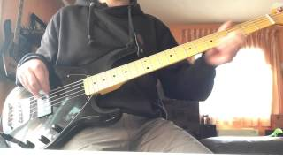 Hozier / Take me to church {bass cover}