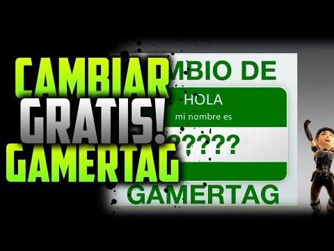 Como cambiar tu Gamertag de Xbox GRATIS! nuevo met - 동영상