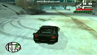 GTA SA Drift Nissan Fairlady Z Takahasi [Drift King Tokyo Drift]