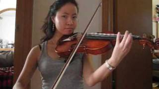 Titanic theme (My Heart Will Go On) - Violin by Ear